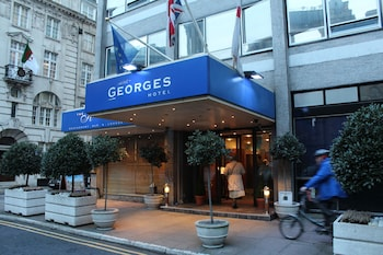 Book Saint Georges Hotel in London.