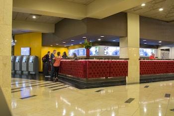 Reception at Plaza Hotel and Casino - Las Vegas in Las Vegas