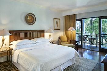 Deluxe Room, 1 King Bed, Non Smoking, Garden View