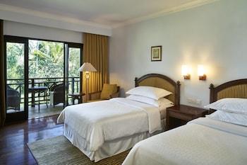 Deluxe Room, 2 Twin Beds, Non Smoking, Garden View