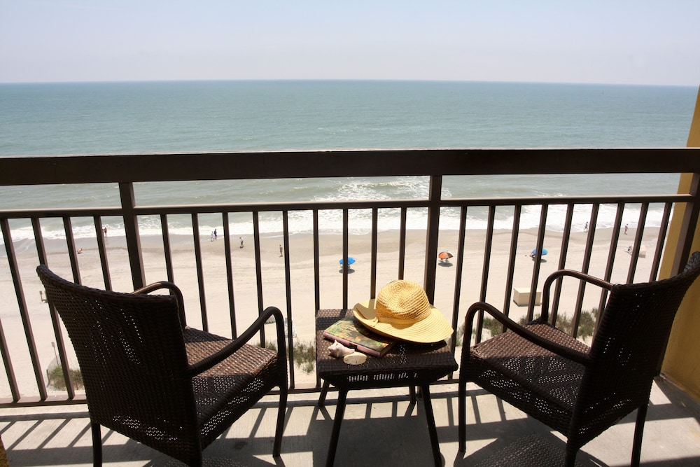 선 앤 샌드 리조트(Sun N Sand Resort) Hotel Image 71 - Balcony View