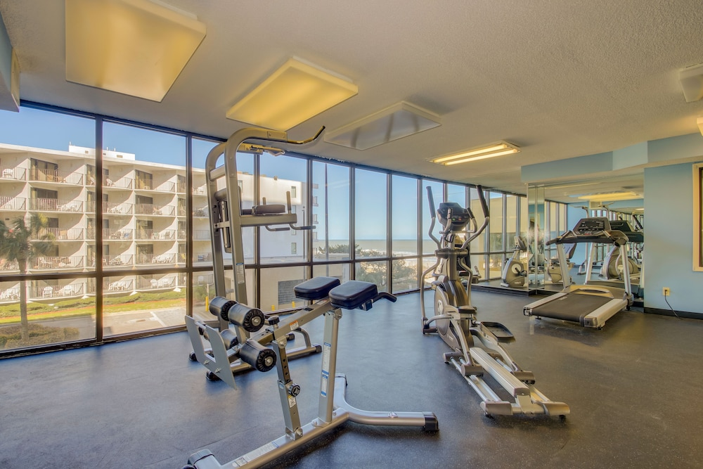 선 앤 샌드 리조트(Sun N Sand Resort) Hotel Image 45 - Gym