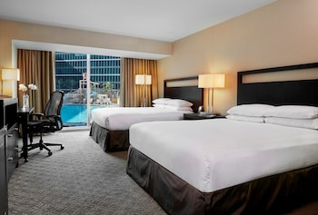 Room, 1 King Bed, Pool View