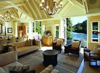 Hotel - Huka Lodge