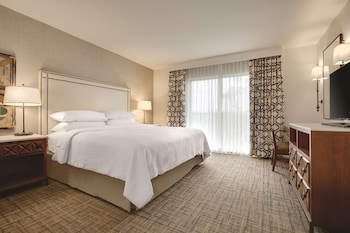 Premium Suite, 1 King Bed, Accessible (Hearing)