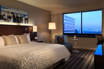 Room, 1 King Bed, Harbor View