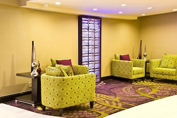 Lobby at Fairfield Inn & Suites Dallas DFW Airport South/Irving in Irving