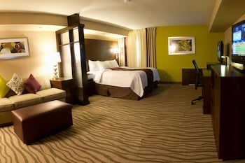 Guestroom at Fairfield Inn & Suites Dallas DFW Airport South/Irving in Irving