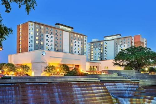 . Sheraton Fort Worth Downtown Hotel