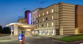 Hotel - Fairfield Inn & Suites by Marriott Plainville