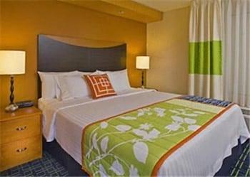 普萊恩維爾萬豪費爾菲爾德套房飯店 Fairfield Inn & Suites by Marriott Plainville