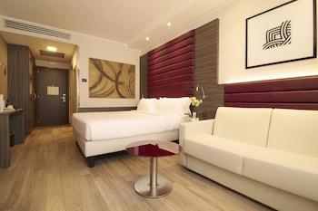 Standard Tek Büyük Yataklı Oda (with Sofa Bed)