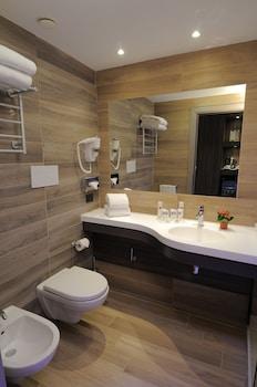 iH Hotels Milano Lorenteggio - Bathroom  - #0
