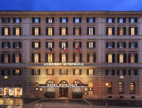 Rzym - Hotel Quirinale - z Bydgoszczy, 1 maja 2021, 3 noce