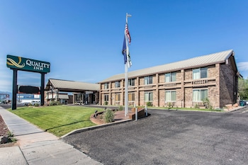 Hotel - Quality Inn Richfield