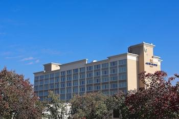 新卡羅爾頓福朋喜來登飯店 Metro Points Hotel-Washington North