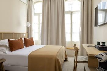 Superior Tek Büyük Veya İki Ayrı Yataklı Oda, Balkon