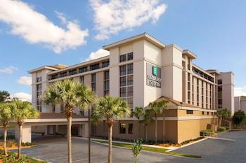 傑克遜維爾貝梅多茲希爾頓大使套房飯店 Embassy Suites by Hilton Jacksonville Baymeadows