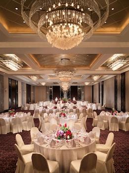 Manila Peninsula Indoor Wedding