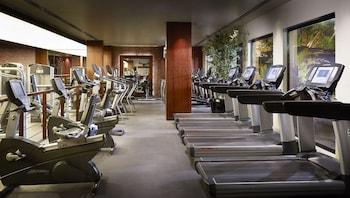 Manila Peninsula Gym