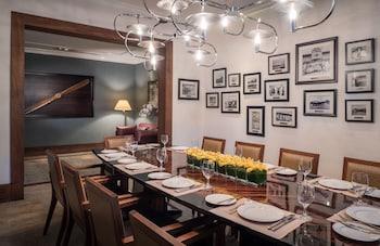 Manila Peninsula Dining