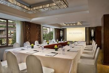 Manila Peninsula Meeting Facility