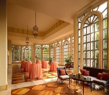Manila Peninsula Reception Hall