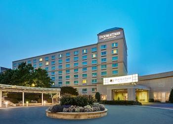 夏洛特希爾頓逸林飯店 DoubleTree by Hilton Hotel Charlotte