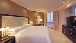 Executive Süit, 1 En Büyük (king) Boy Yatak, Business Dinlenme Salonu Kullanımı, Şehir Manzaralı