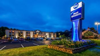黑澤爾頓貝斯特韋斯特飯店 Best Western Hazlet Inn
