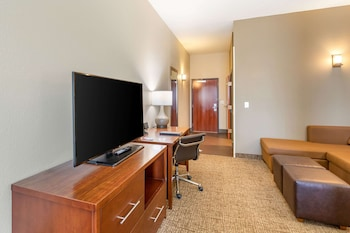 Suite, Multiple Beds, Non Smoking (2 Queen Beds & 2 Person Sofa bed)