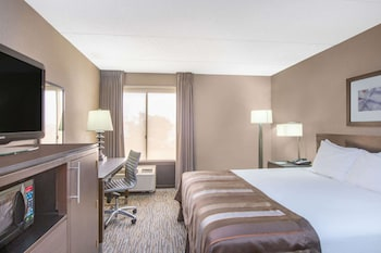 Room, 1 King Bed, Accessible, Bathtub (Mobility/Hearing, Grab bars)