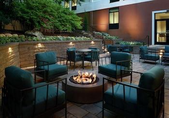亞特蘭大 - 巴克海特希爾頓花園飯店 Hilton Garden Inn Atlanta-Buckhead