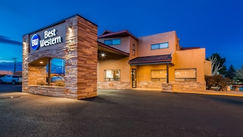 Hotel - Best Western Cottonwood Inn