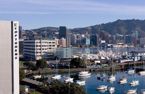 . Copthorne Hotel Wellington, Oriental Bay
