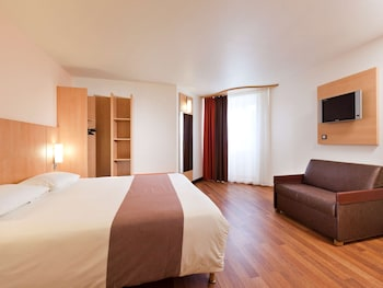 Standard Suite, 1 Double Bed with Sofa bed