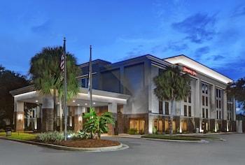 芒特普林森愛國者海角查爾斯頓歡朋飯店 Hampton Inn Charleston/Mount Pleasant-Patriots Point