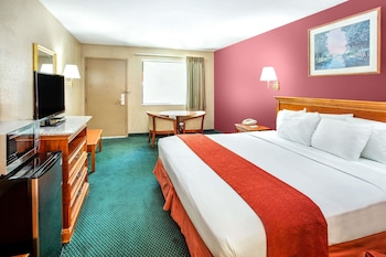 Room, 1 Double Bed, Non Smoking, Refrigerator & Microwave