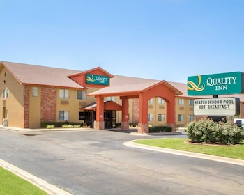 Hotel - Quality Inn Broken Arrow - Tulsa