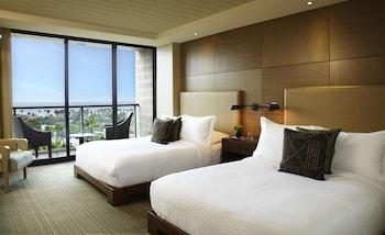 Deluxe Room, 2 Queen Beds, Non Smoking, Ocean View