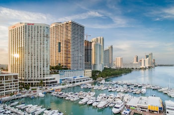 Hotel - Miami Marriott Biscayne Bay
