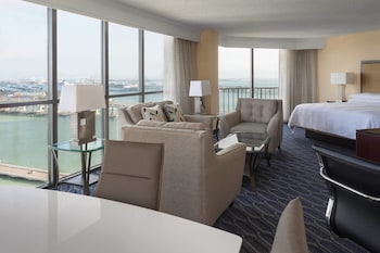 Junior Suite, 1 King Bed, Non Smoking, View