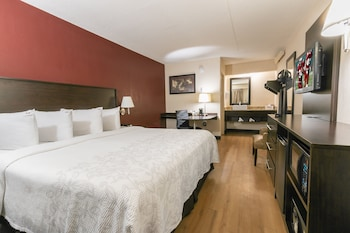 北巴爾的摩 - 摩蒂莫尼姆紅屋頂普拉斯飯店 Red Roof Inn PLUS+ Baltimore North - Timonium