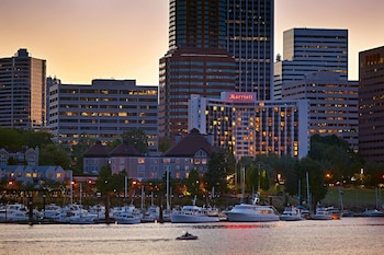 Hotel - Portland Marriott Downtown Waterfront