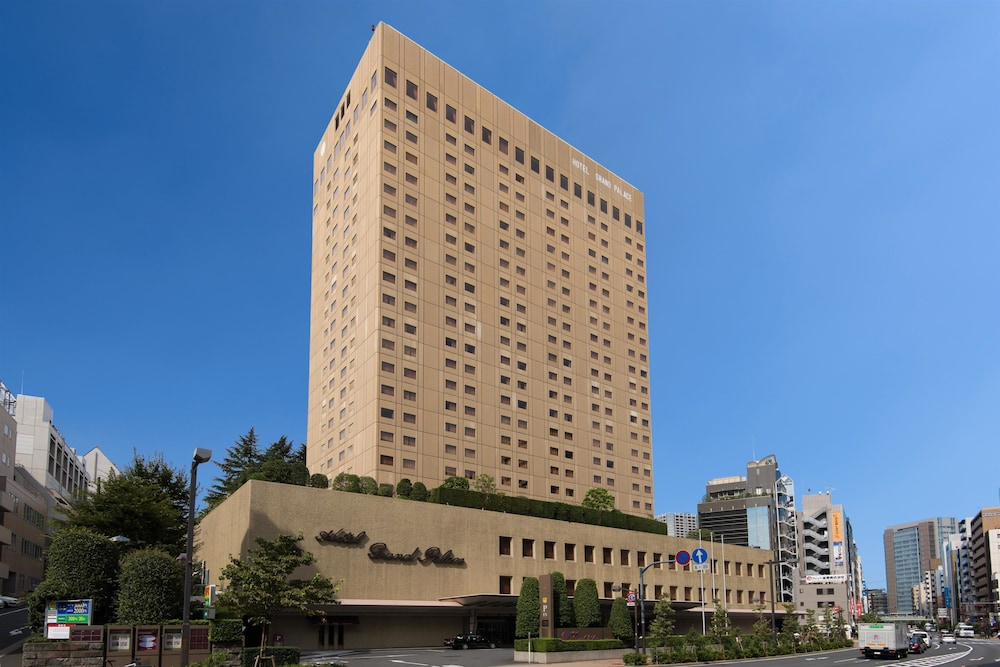 ホテル グランド パレス