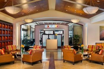 Lobby at San Diego Marriott Gaslamp Quarter in San Diego