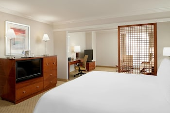 Junior Suite, 1 Bedroom, Business Lounge Access
