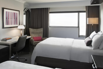 Executive Room, 2 Double Beds, Executive Level
