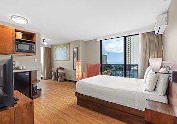 威基基竹飯店 Bamboo Waikiki Hotel