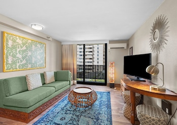 Suite, 1 Bedroom, Kitchenette, City View